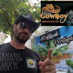 Don Alberto ( El Cowboy) sábado a las 15:00 en El Allende
