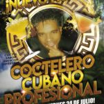 COCTELERO CUBANO PROFESIONAL